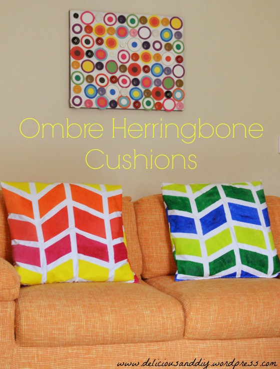 ombre pillowf