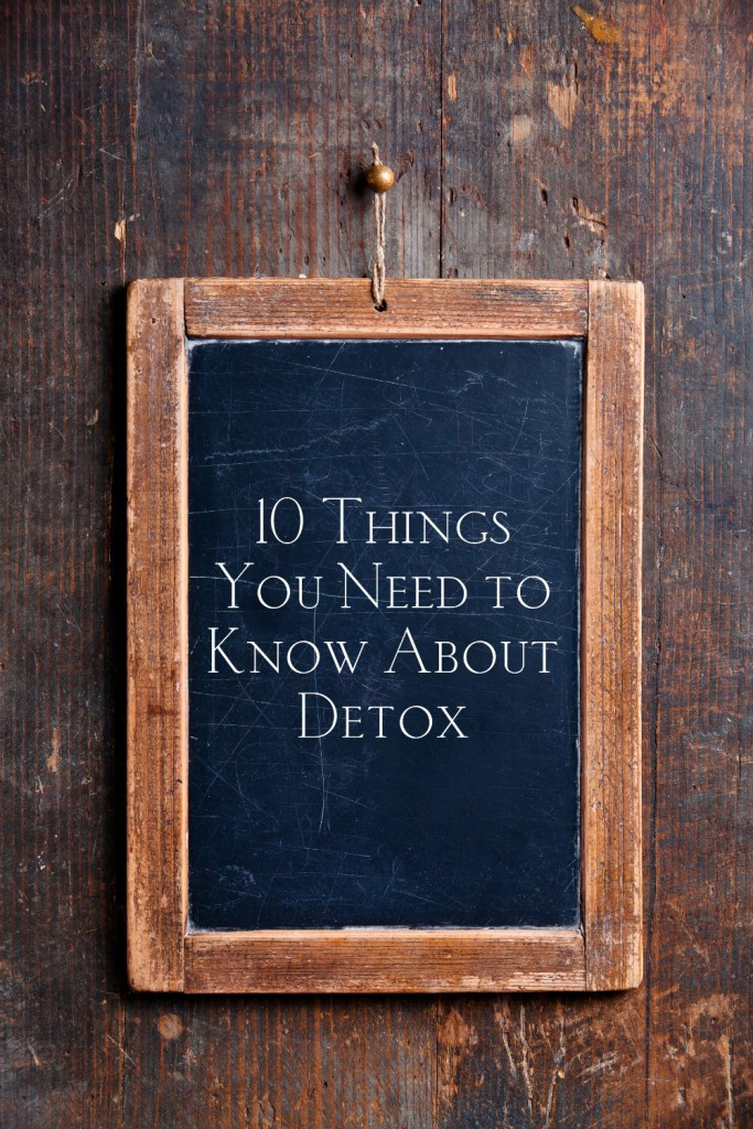 10 Things I Tell Anyone Who Wants to Detox - Deliciously Organic - leave application format for office