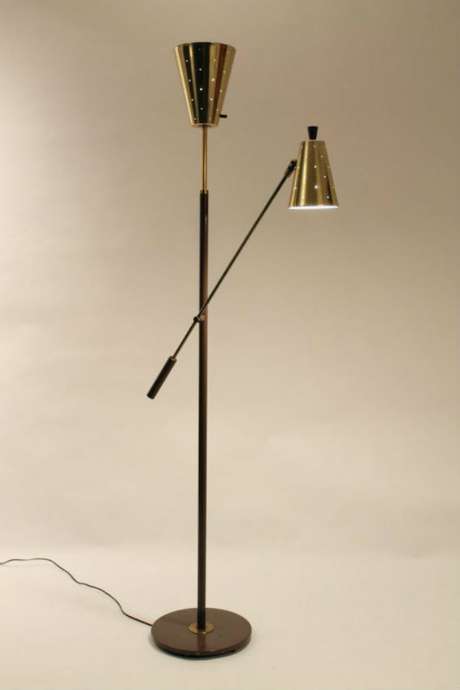 Mid Century Modern Floor Lamp Cool Mid-century Modern Floor Lamps For Your Living Room