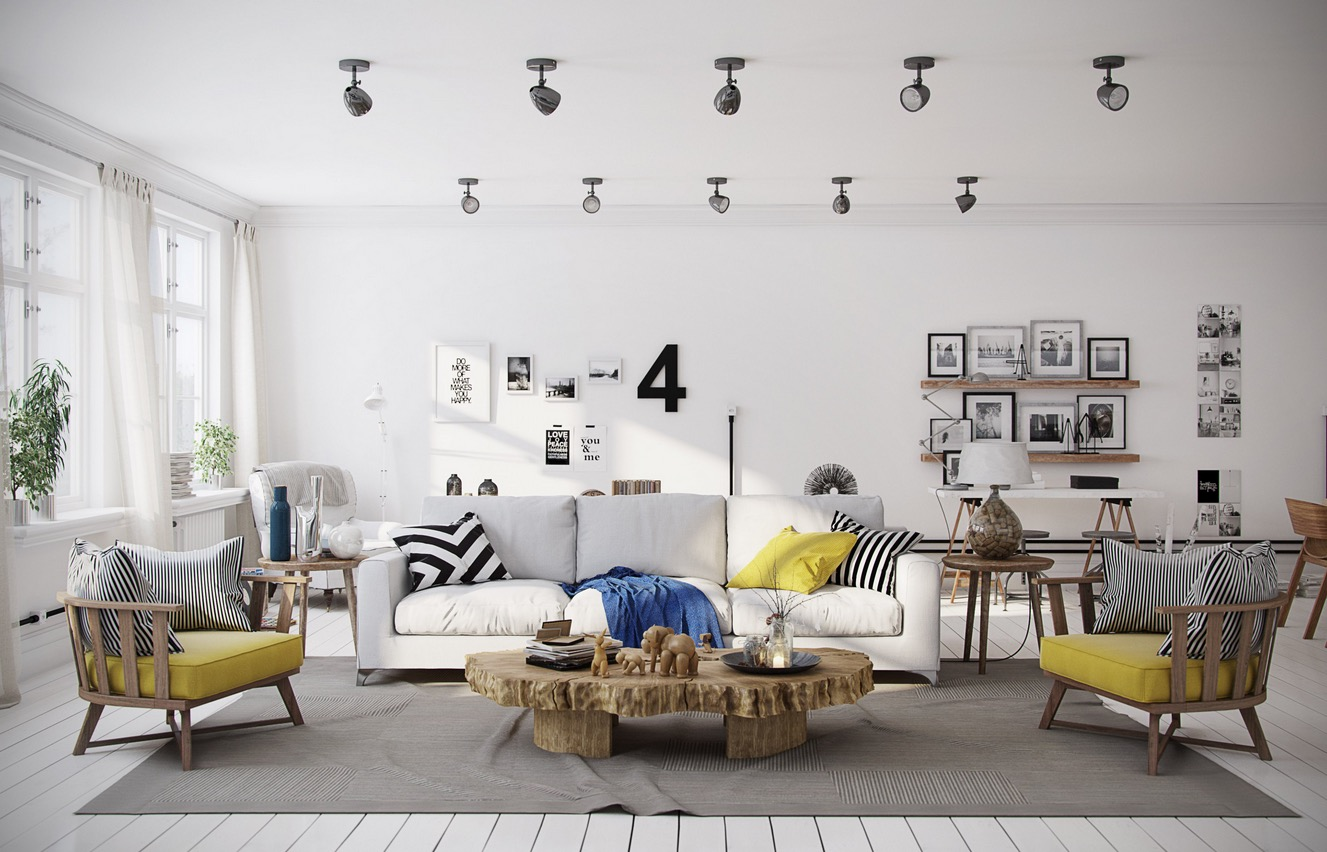 Yellow Decor For Living Room Mood Board How To Use Primrose Yellow For A Fun Home Decor