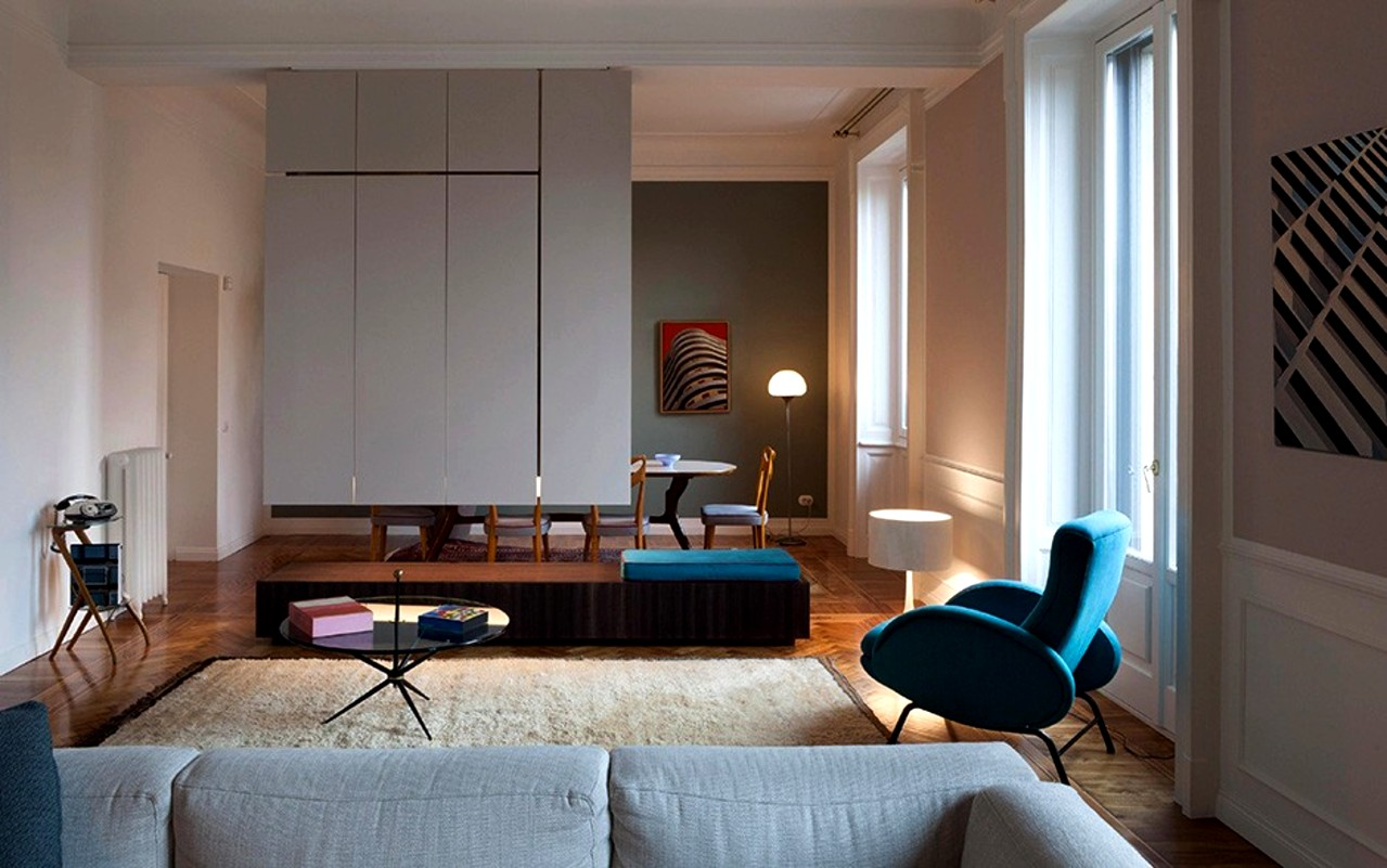 Discover Carlo Donati S Amazing Residential Project In Milan