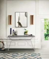 Top 15 Mid Century Modern Console Tables - White Mid ...