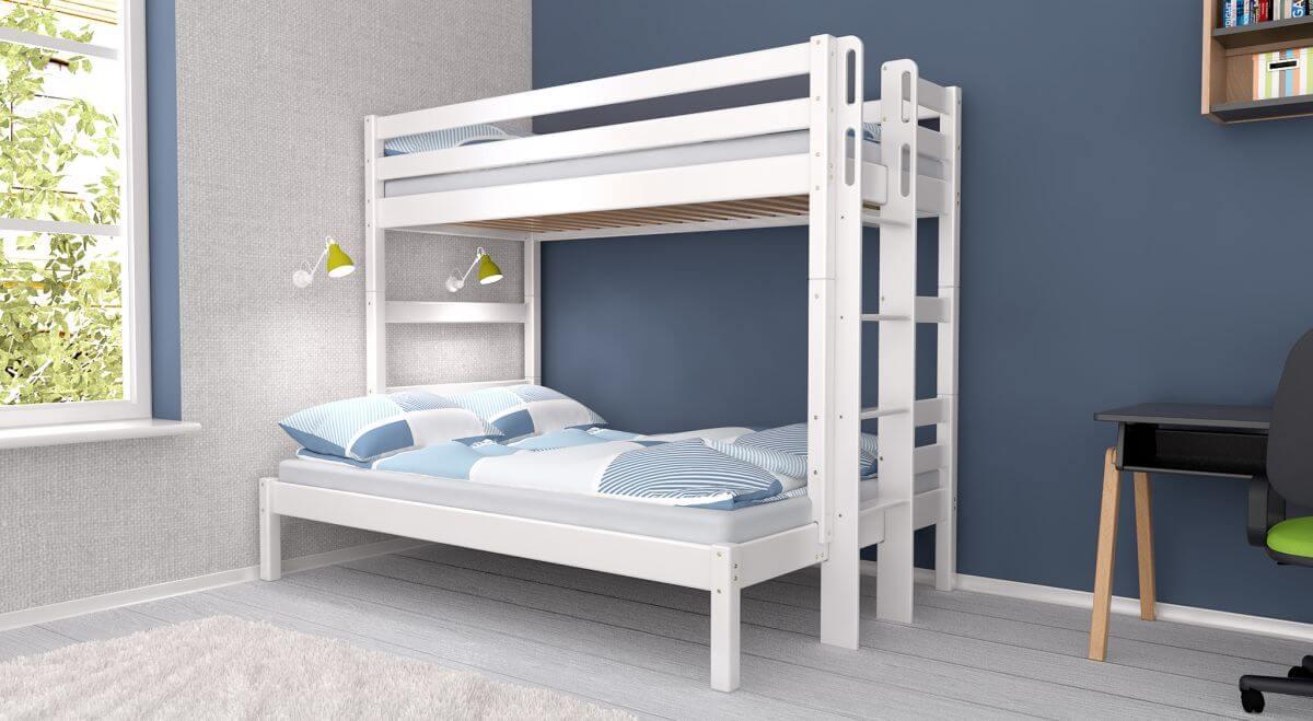 Etagenbett Parisot Stim : Doppel etagenbett best kinderbett stockbett