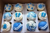 Baby shower cupcakes | Delish cupcakes - Nanaimo and ...
