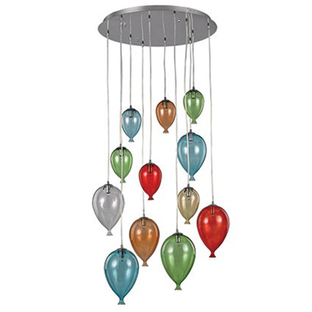 Ideal Lux Clown Design Pendelleuchte Deliver Light De