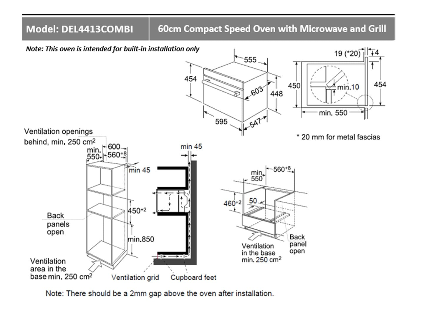 Hot Air Oven Diagram Combi Speed Oven With Microwave 43 Grill Delonghi Australia