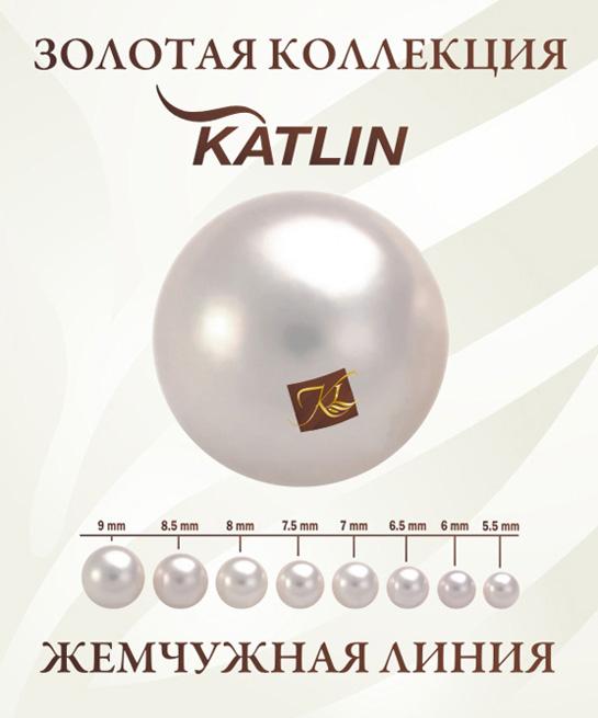 Дизайн рекламного постера для косметики «Katlin»