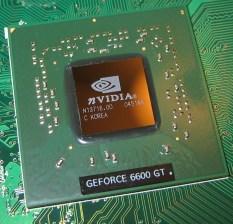 NVidia 6600GT GPU