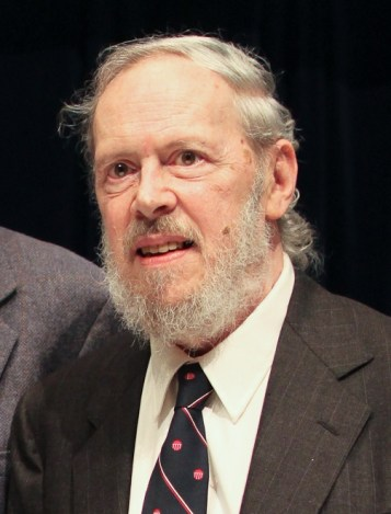 Dennis Ritchie (photo by Denise Panyik-Dale)