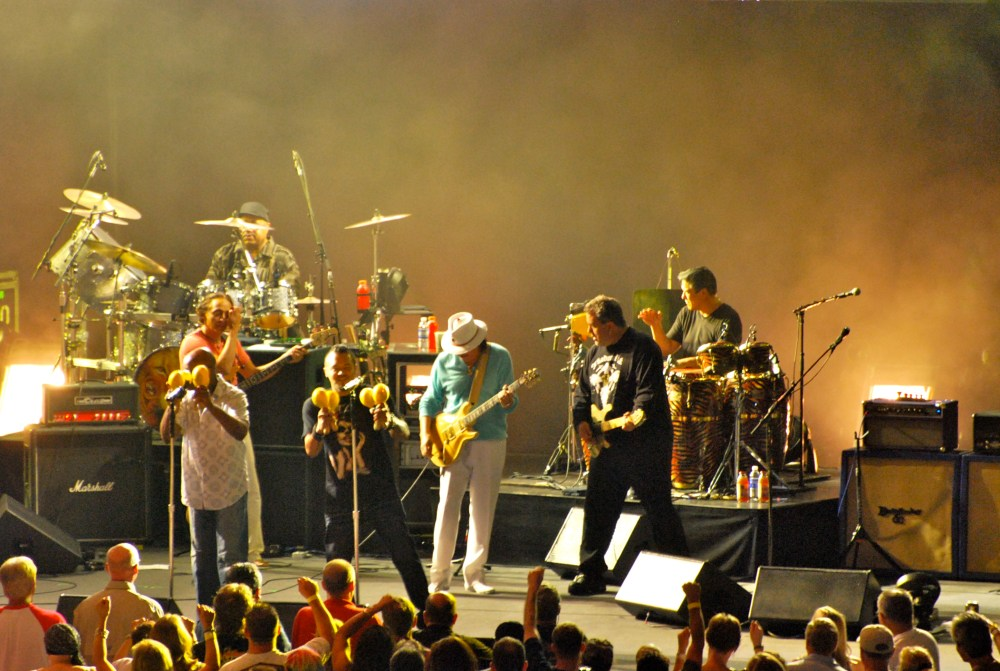 Allman Brothers and Santana at SPAC - 7/27/12 (5/5)