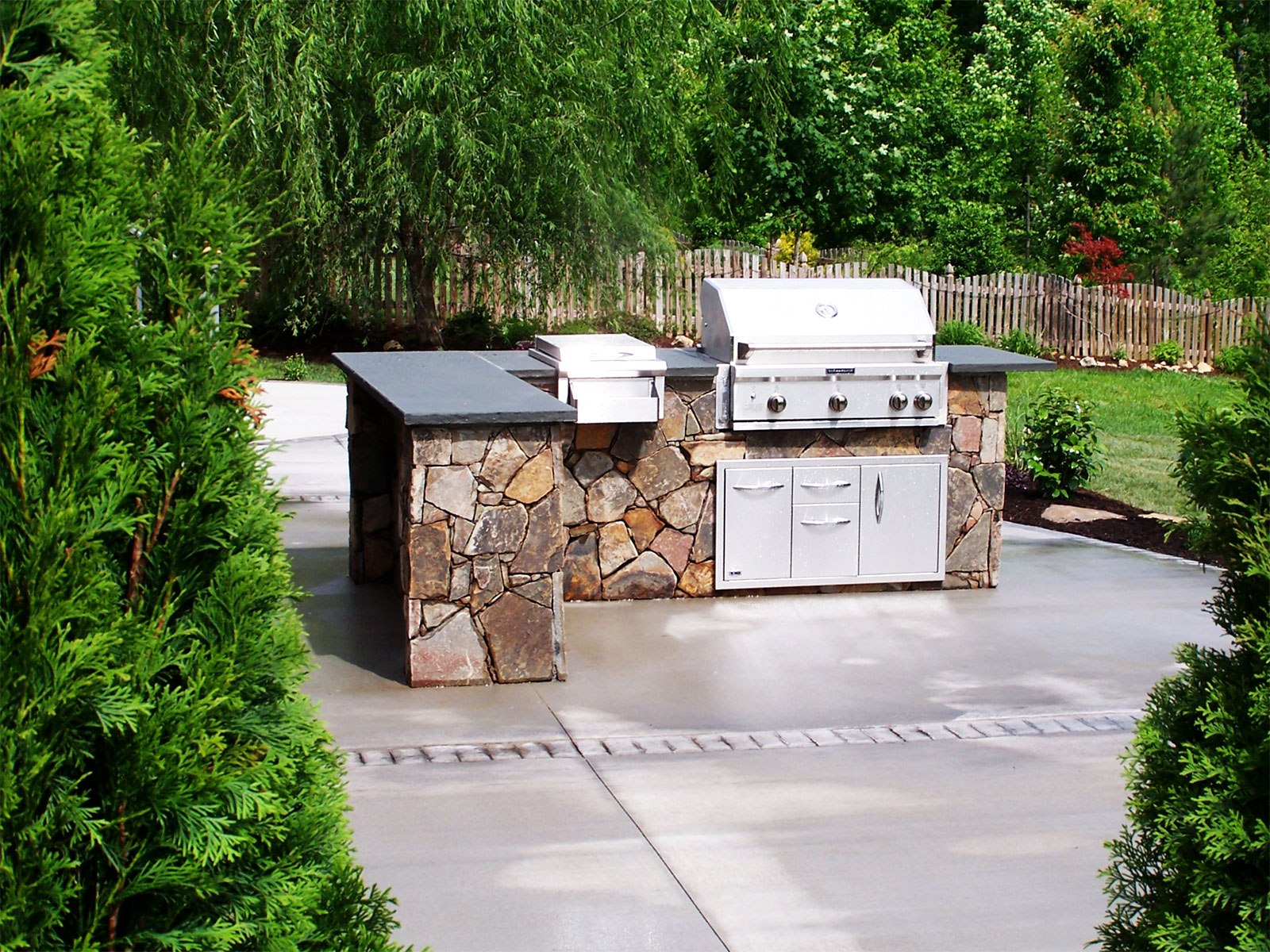 Outdoor Küchen Design : Möbel genial outdoor küche selber bauen design entzückend