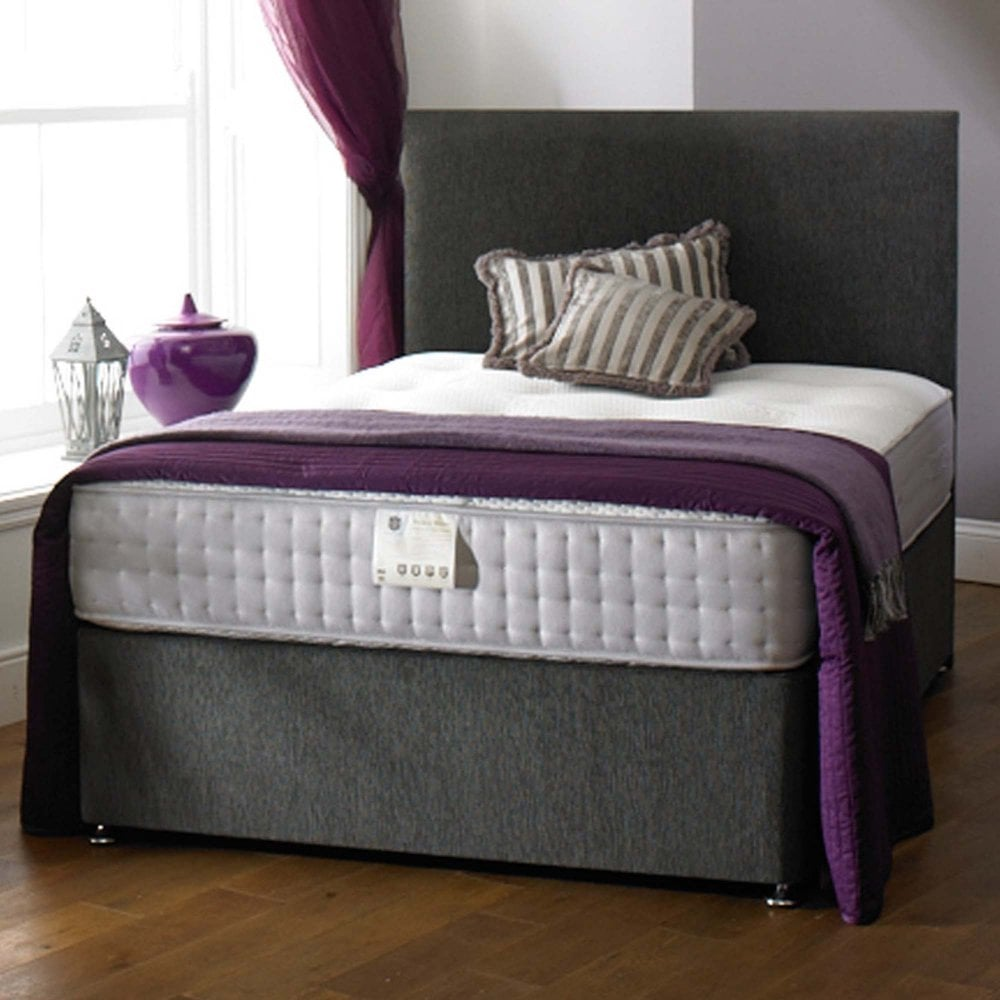 Double Divan Beds Richmond Double Divan Bed 2 Drawer