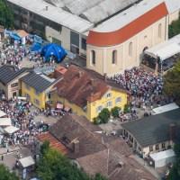 Lansing - Landkreis Baierkofen an einem ganz normalen Fantag