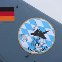 Servus Erding - Fly-Out für den MRCA Tornado am Fliegerhorst Erding