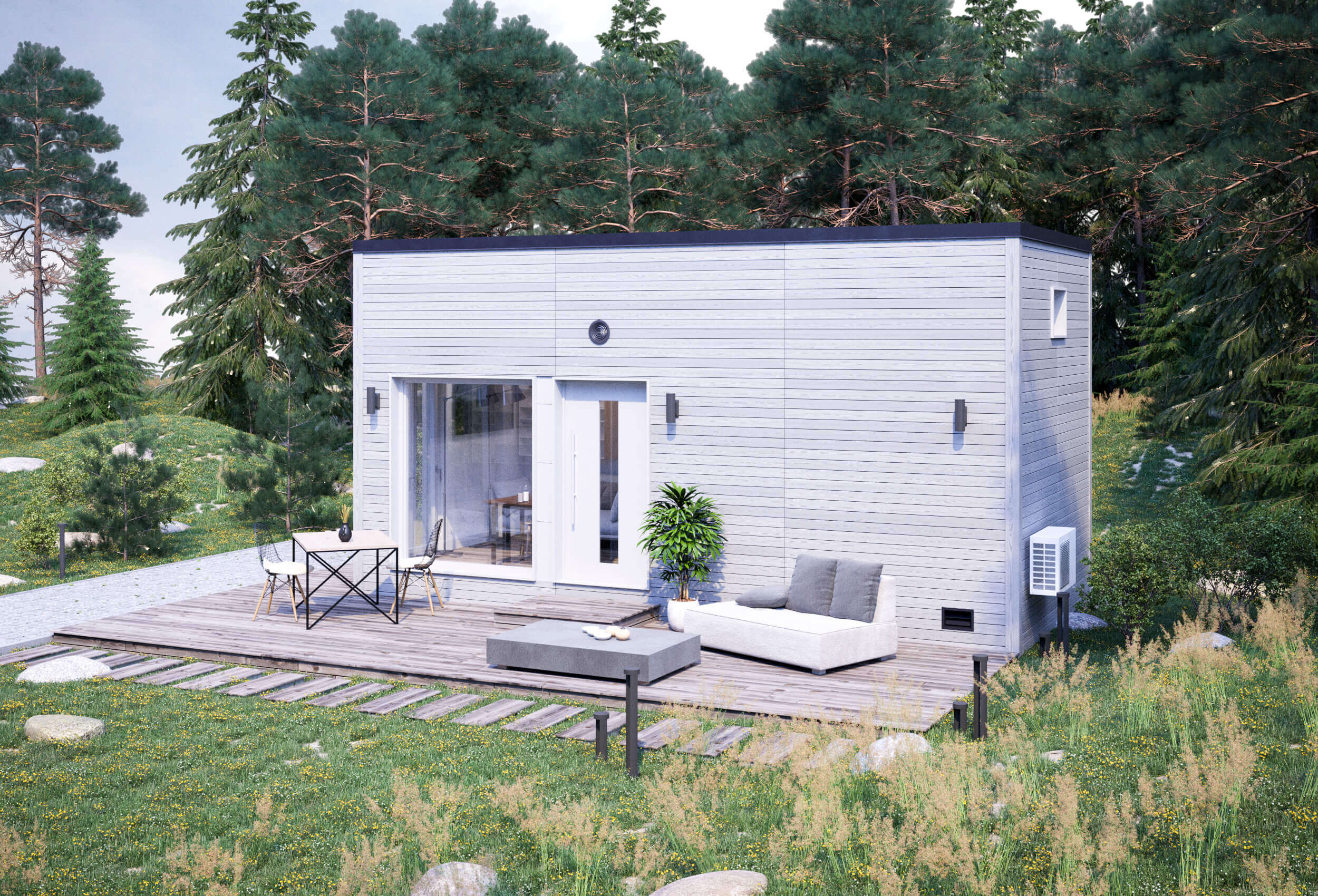 Modern Modular Housing In Uk Deltamodul Co Uk