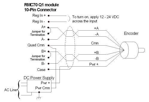Q1 Wiring
