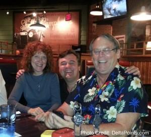rene Rick and MrsRick at the chicago seminars 2013 delta points blog
