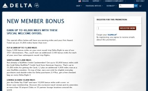 delta new member bonus points delta points blog