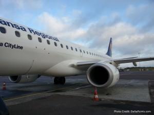 Lufthansa regional jet GOT delta points blog (3)