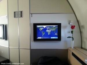 video map lufthansa 747-8 delta points blog
