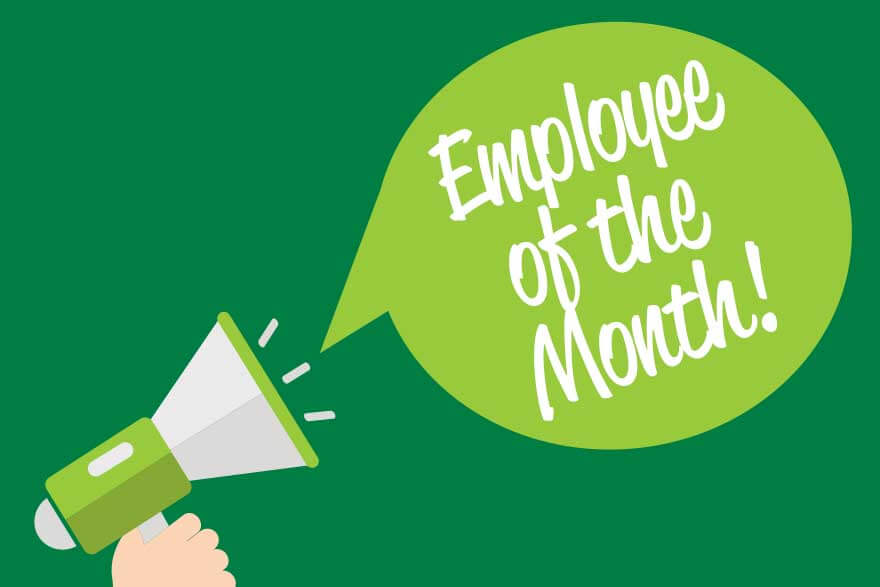 STATESMEN EMPLOYEE OF THE MONTH - The Delta Statement - employee of the month 2