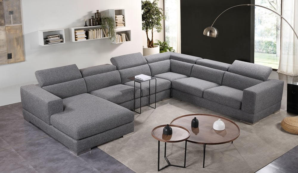 Orion U Shape Modular Sofa By Delux Deco