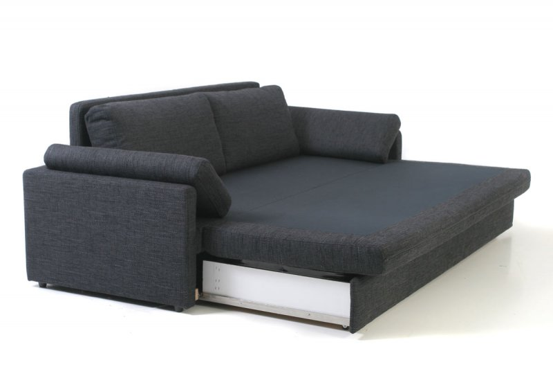 Sessel Mit Hocker Beige Bettsofa Dsx1060, 890.00 Chf
