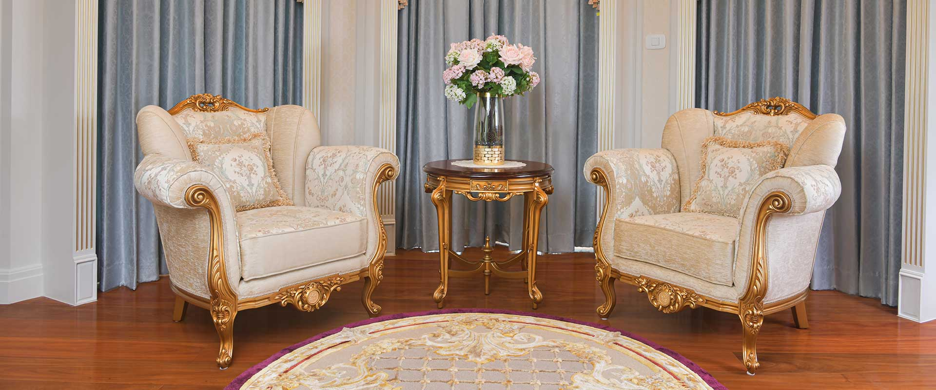 Italian Classic Luxury Furniture Furniture Manufacturer Deluxe Arte