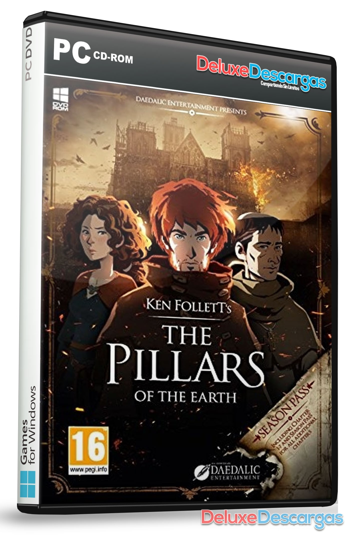 Ken Folet Ultimo Libro Descargar Ken Folletts The Pillars Of The Earth Libro 1 Y