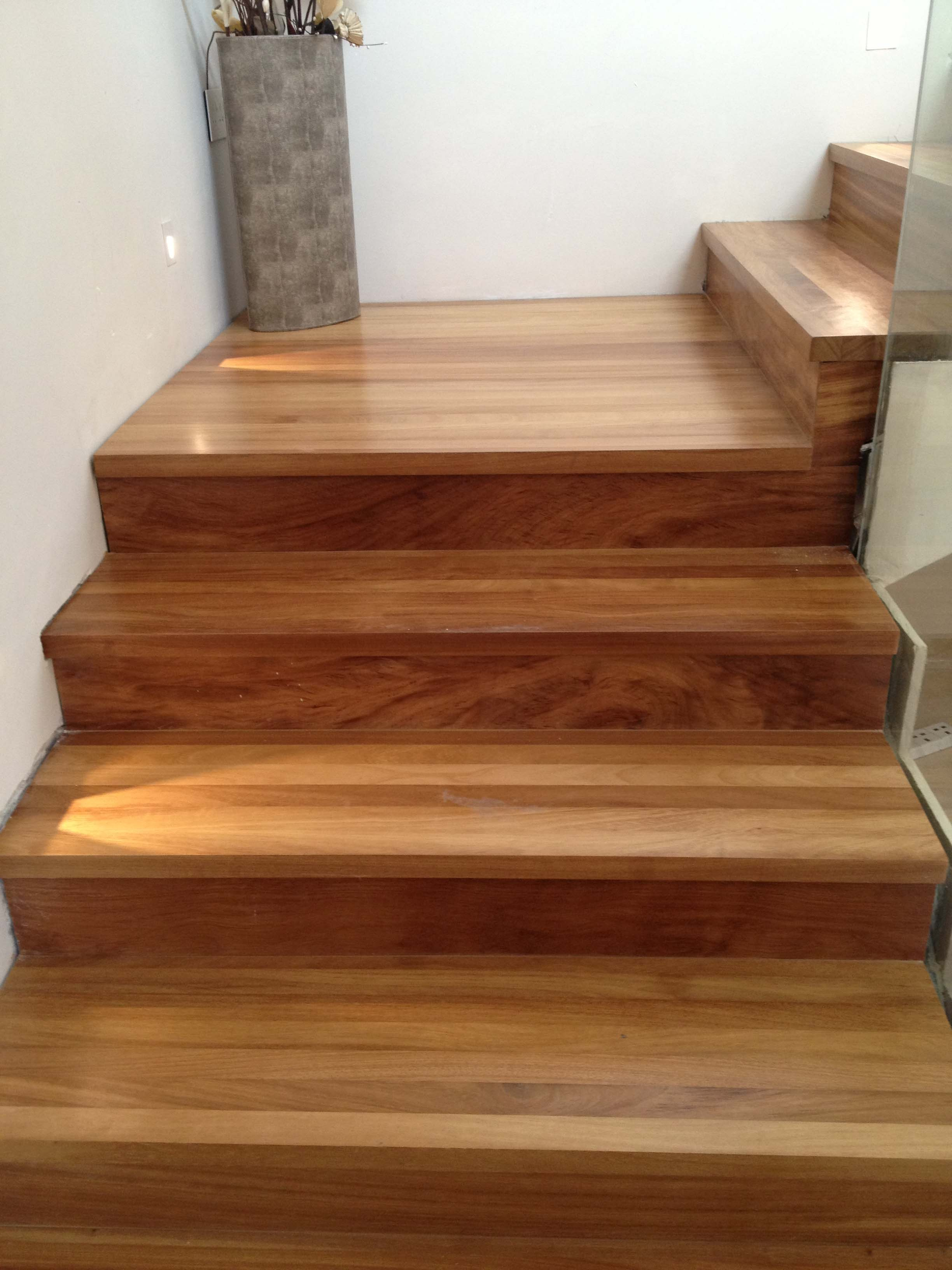 Wooden Steps Solid Wood Steps Demajo Timbers