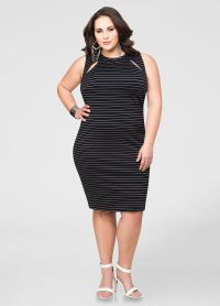 Dresses Plus Size Womens Cothing, PlusSize Shopping Canada P:9