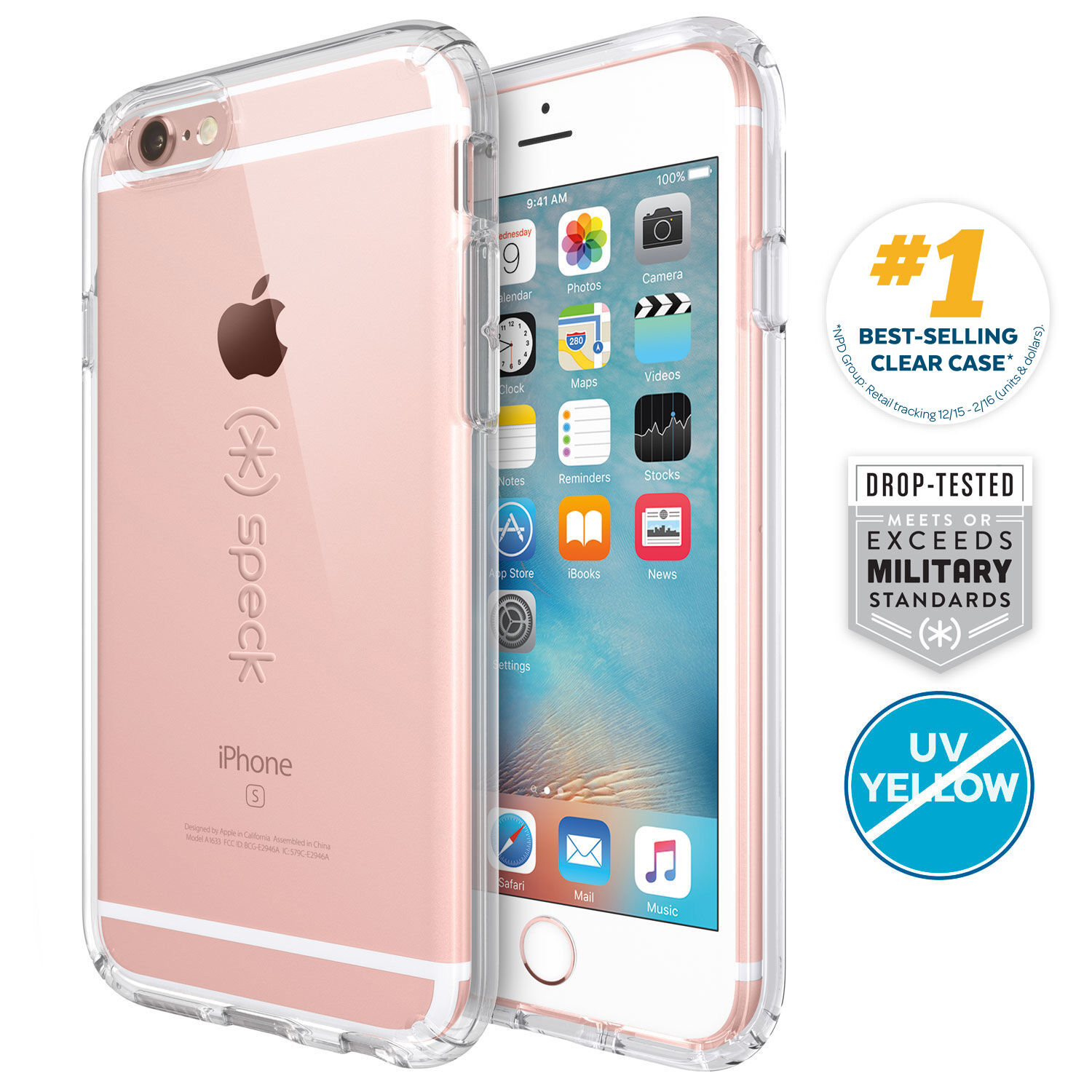 Case Für Iphone Candyshell Clear Iphone 6s Plus And Iphone 6 Plus Cases