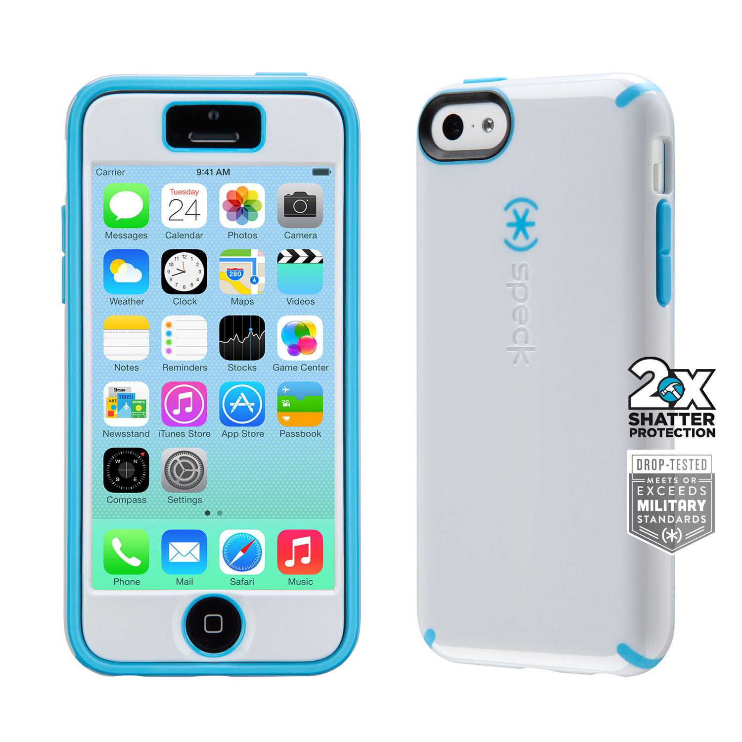 Case Für Iphone Candyshell 43 Faceplate Iphone 5c Cases