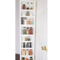 Cabidor Behind-the-Door Storage Cabinet at BrookstoneBuy Now!