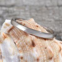 RHAPSODY 950 Platinum Wedding Band Ring   TJC