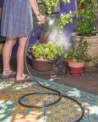 Our Best Garden Hose 50 ft - Flexible, Lead Free, Drinking ...