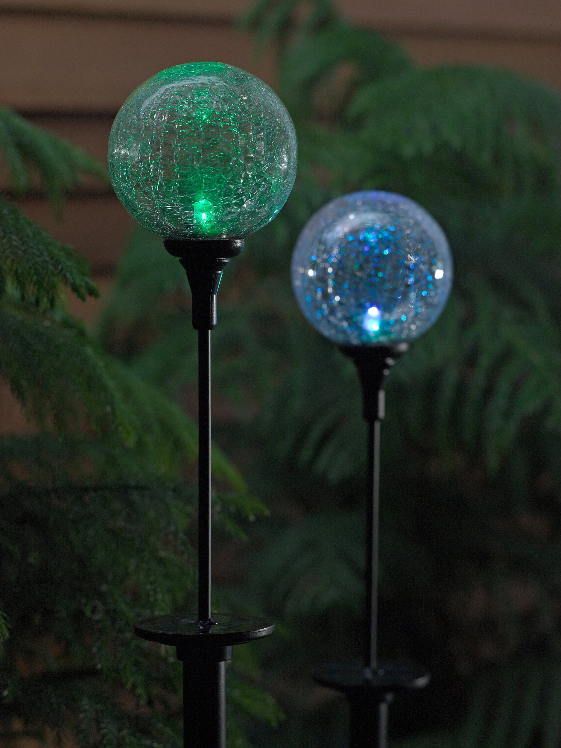 Solar Light Garden Solar Lights - Solar Northern Lights Sphere Garden