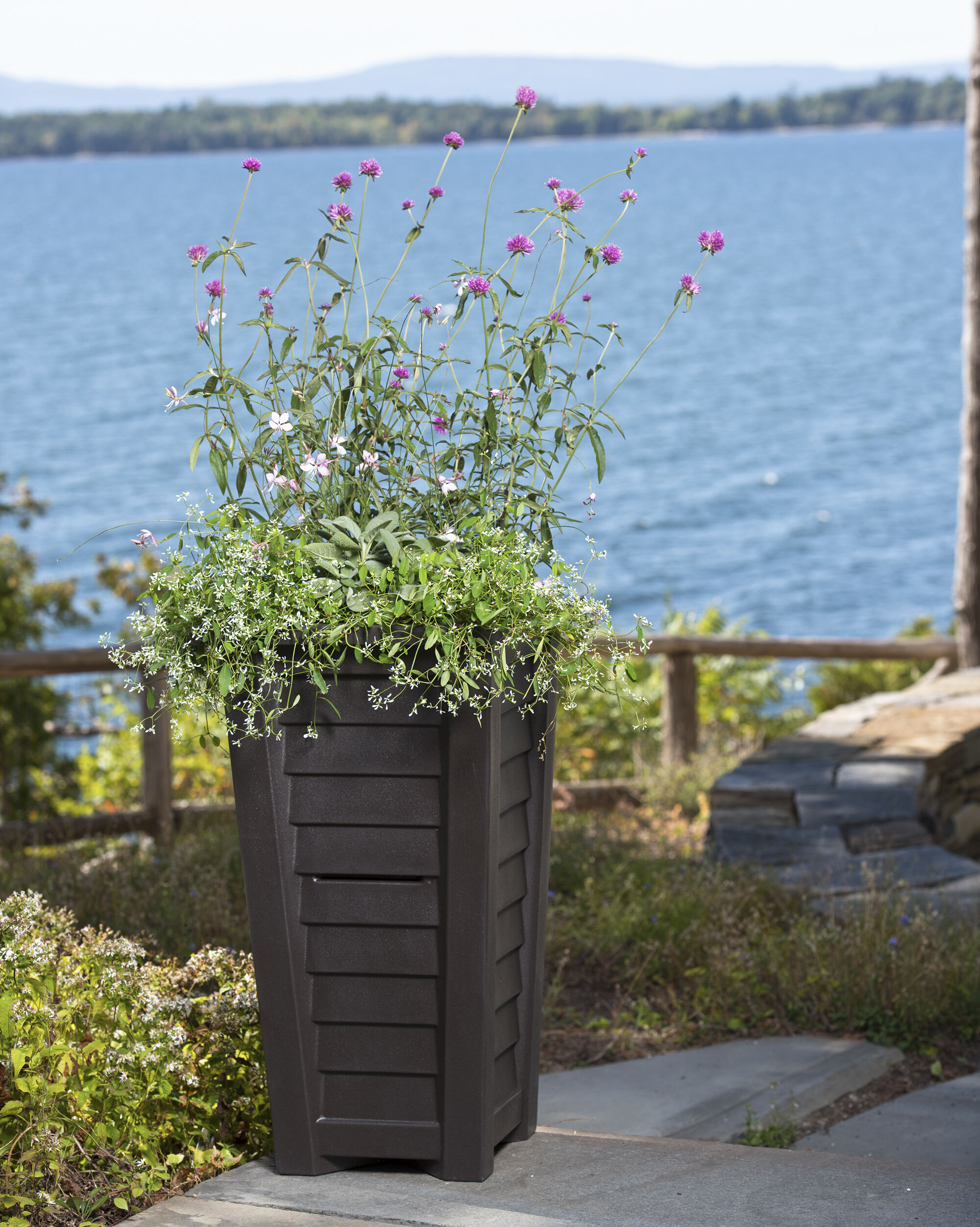 Self Watering Outdoor Planters New Large Outdoor Planters And Self Watering Pots