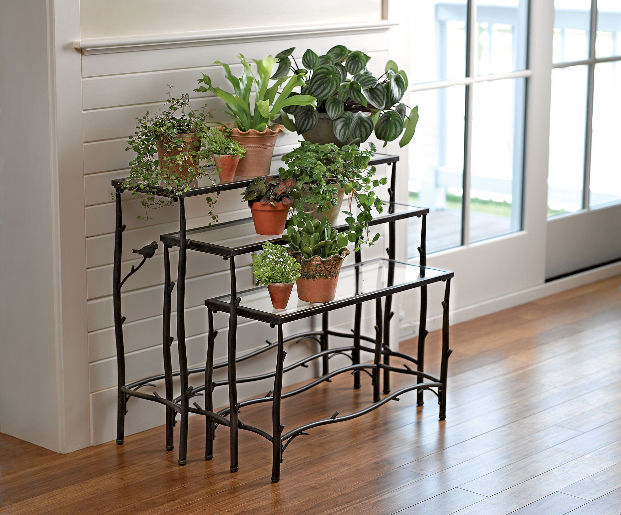 Buy Plant Stand Tiered Plant Stand Metal Plant Stand Set Gardeners