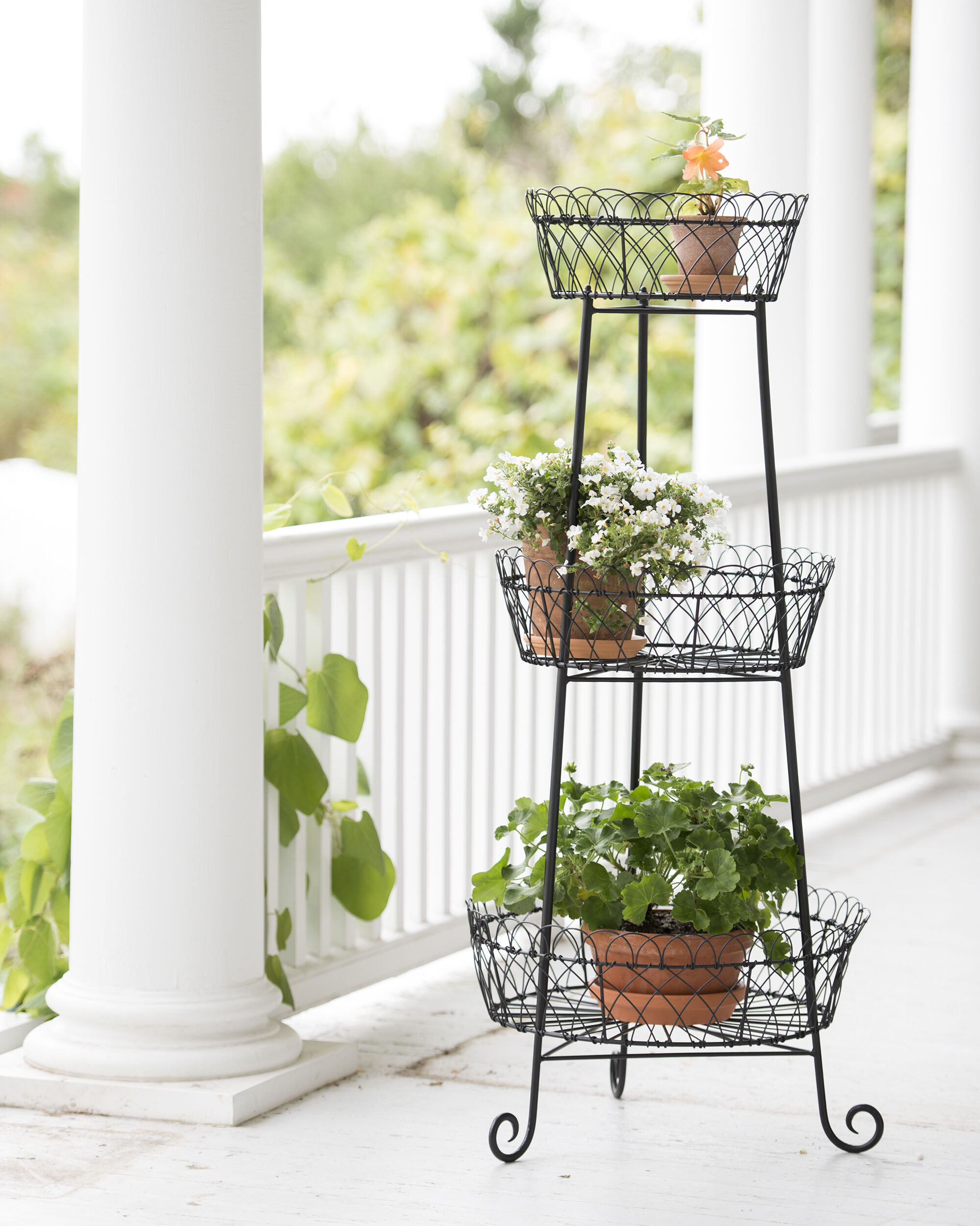 Buy Plant Stand Plant Stands And Terraces Gardener 39s Supply