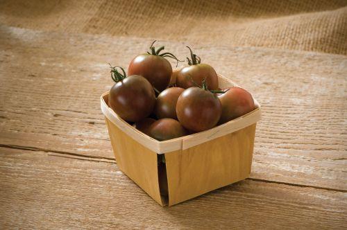 Medium Of Black Cherry Tomato