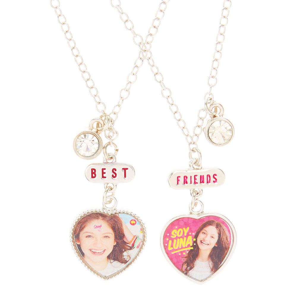Chambre Soy Luna Disney Soy Luna Best Friends Necklaces Claire 39s Fr