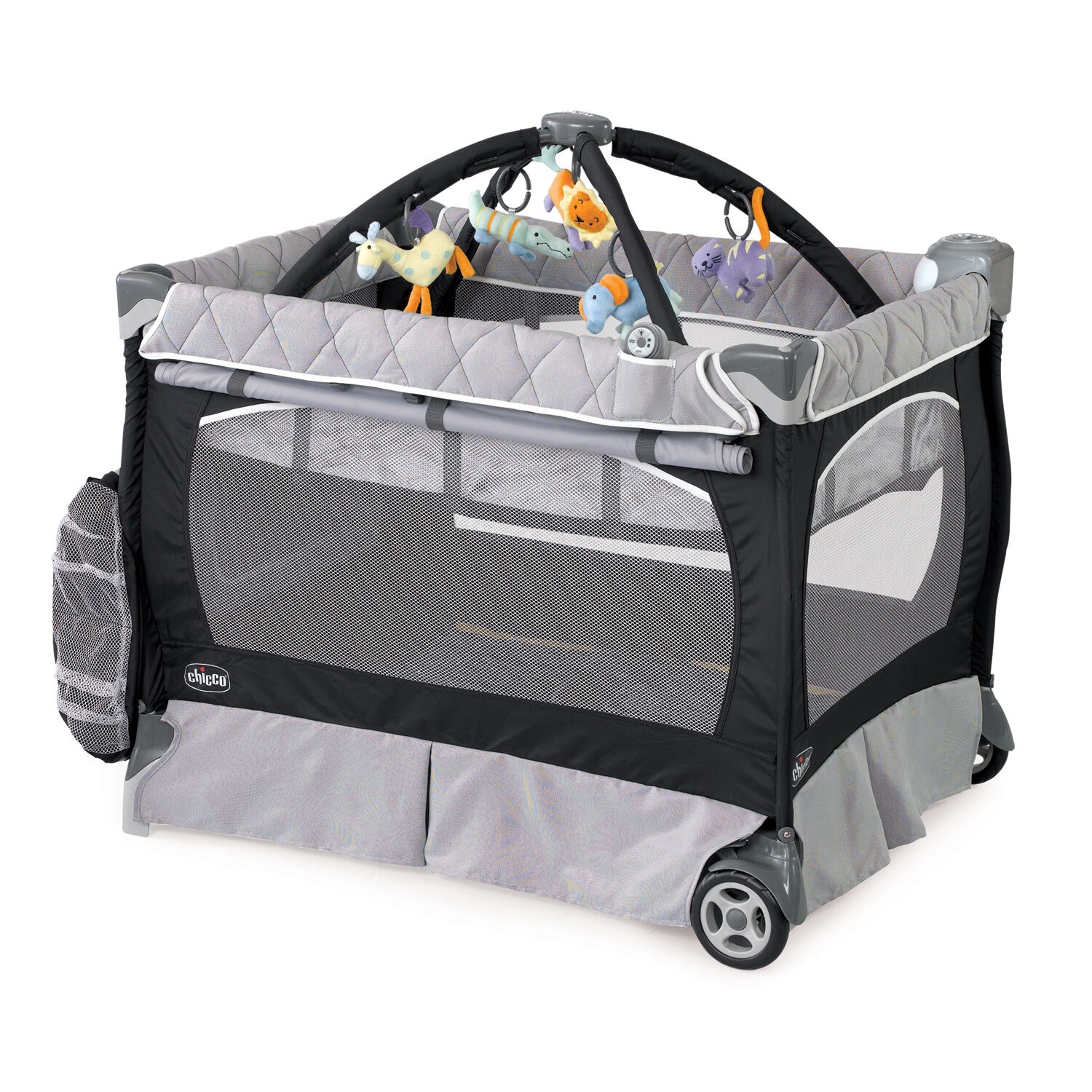 Stroller Bassinet Mattress Chicco Lullaby Lx Playard Romantic