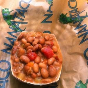 Nanataco Pinto Beans