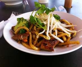 Pan Noodles