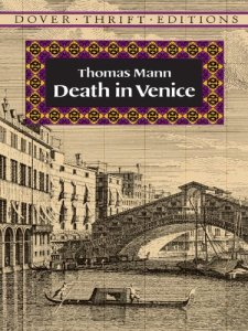 Discussing this month: Death in Venice by Thomas Mann