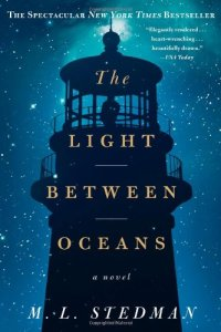 Discussing this month: The Light Between Oceans by ML Stedman