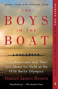 Reading for next month: The Boys in the Boat by Daniel James Brown
