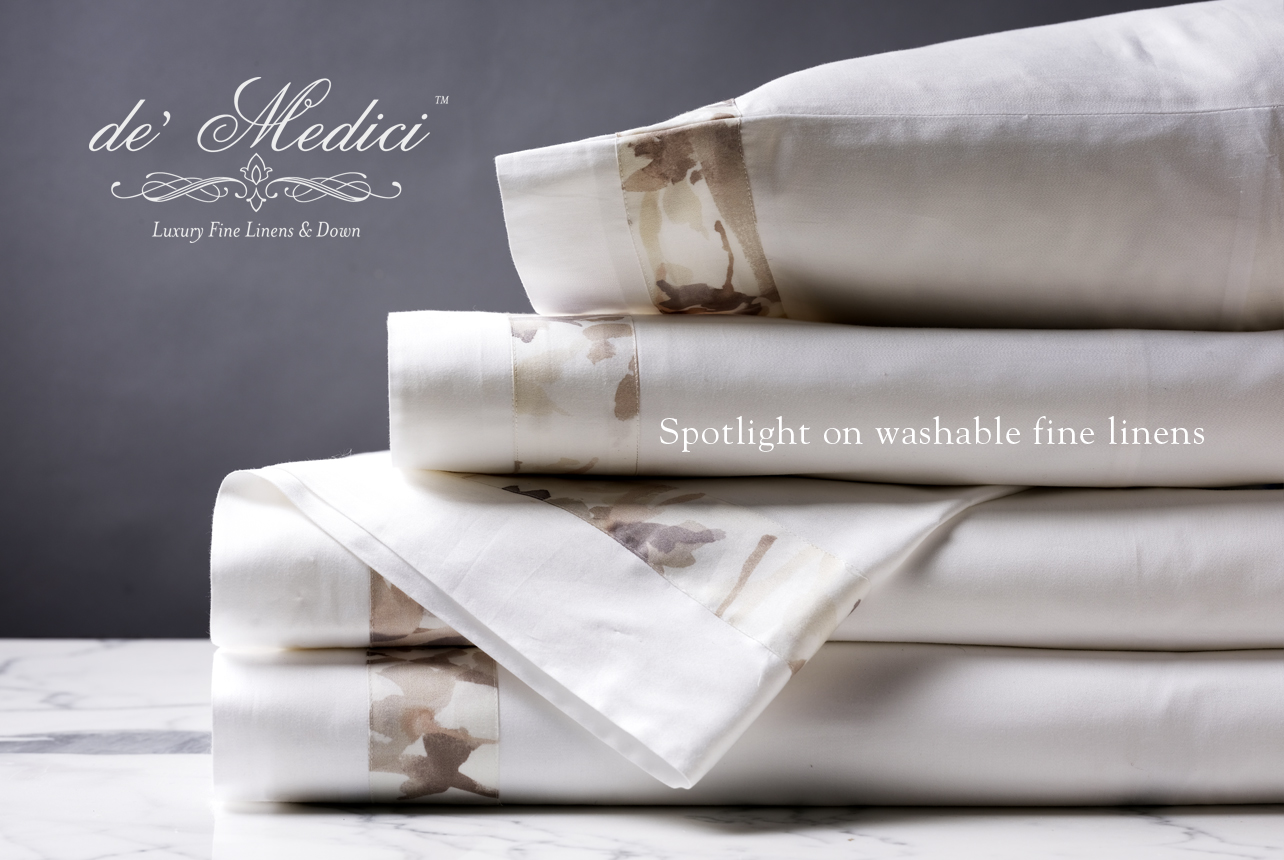 Mattress Topper Spotlight De Medici Fine Linen By Eastern Accents