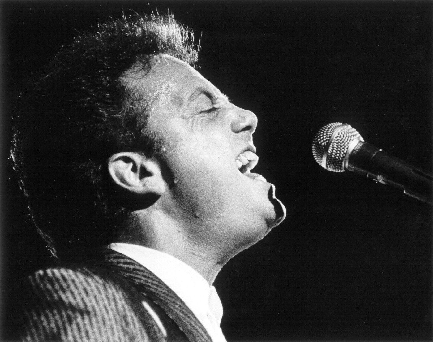 Billy Joel Piano Man Billy Joel Demented And Sad But Social